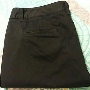 Old Navy Black Pants Size 16